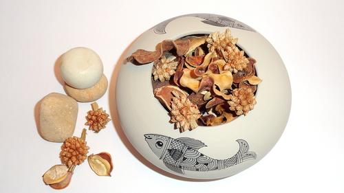 Potpourri Bowls