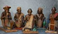 Tribal Figurines