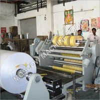 Slitter Surface Rewinder Machine