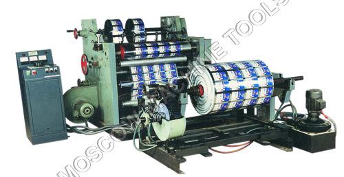 Duplex Slitter Cum Rewinder Machines