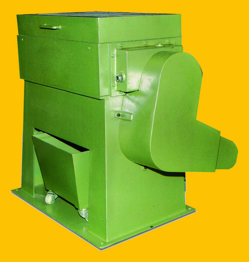Flux Stripping Machine