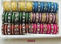 Stone Traditional Bangles