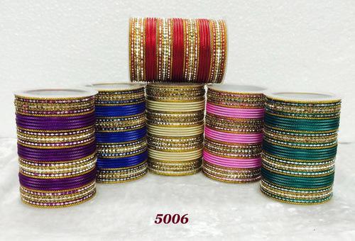 Designer Studded Bangles