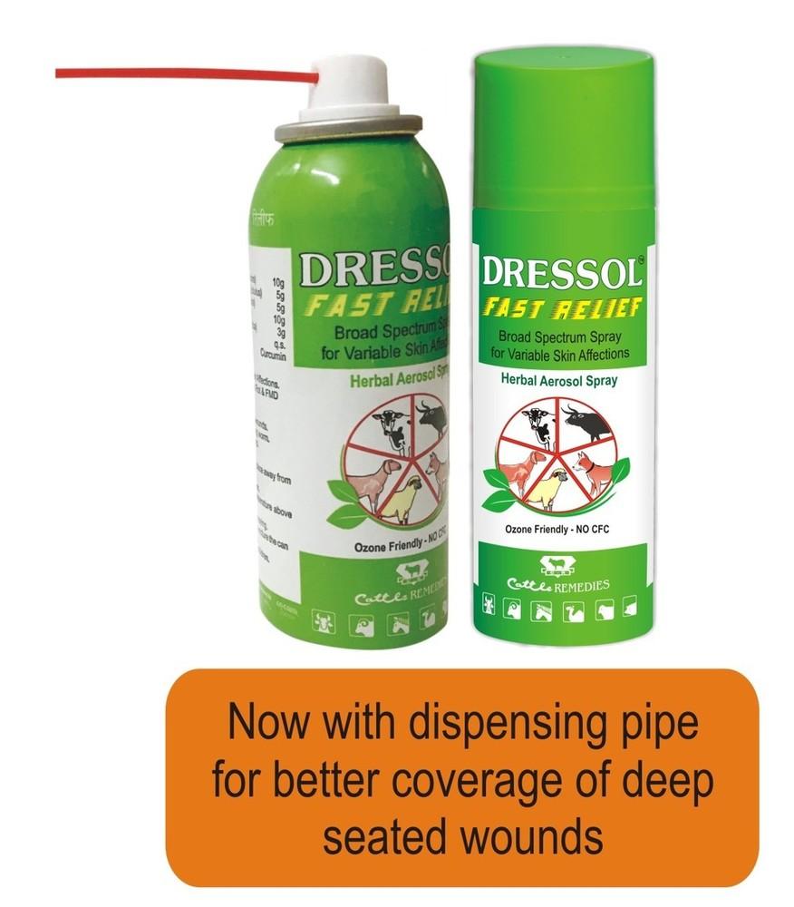 Dressol-FR Spray