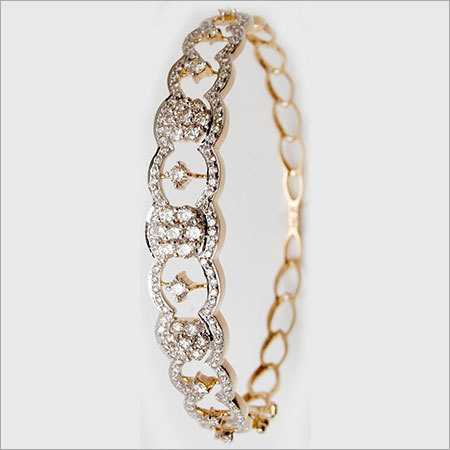 18k Yellow Gold Wholesale Bangle Supplier