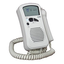 Digital Foetal Heart Monitor
