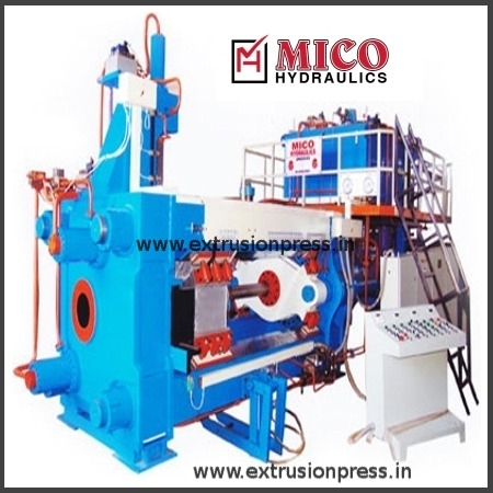 Aluminium Extrusion Press