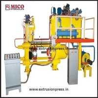 Mini Aluminum Extrusion Press