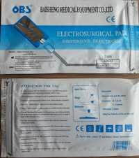 ELECTRO SURGICAL PAD WITH CABLE