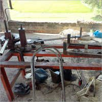 Almirah Steel Frame
