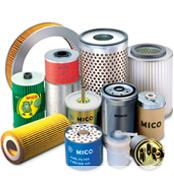 Filters-Air, Gas, Liquid