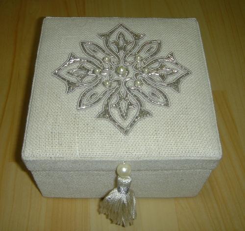 Zari Jewellery Boxes