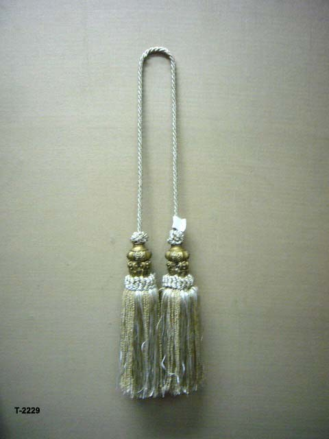 Designer Home Furnishings Tassel