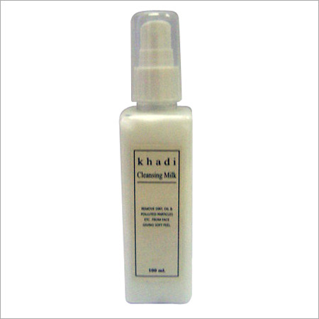 Khadi Cleansing Milk