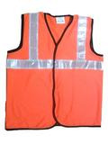 Metro Florescent Reflective Jacket: Model No. SJ-1402
