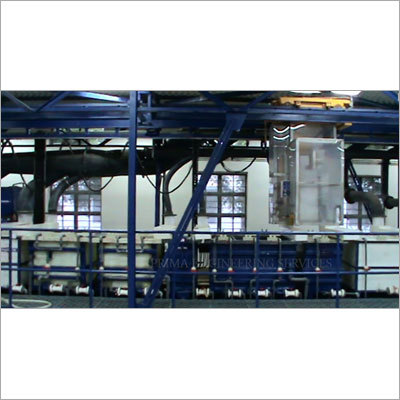 Automated Electroplating Equipment