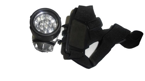 LED Coal Miners Headlamp