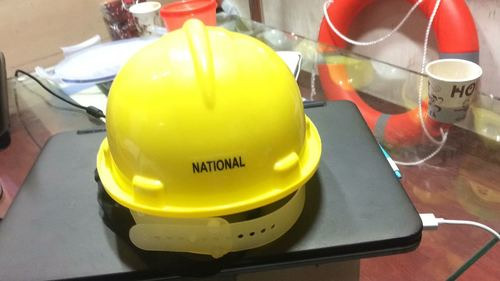 Industrial Safety Helmet National: Model No. SH-1204