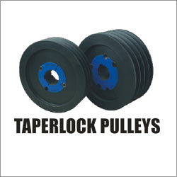 Tapper Lock Pulley