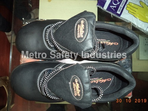 Safety Shoes METRO with Steel Toe: Model No. SS-1601