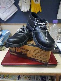 Safety Shoes NATIONAL with Steel Toe: Model No. SS-1606