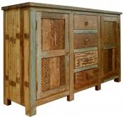 Reclaimed Wooden Sideboard