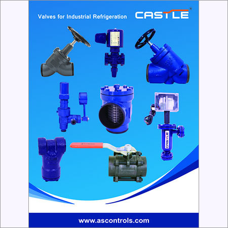 Castle Ammonia Valves & Fitting