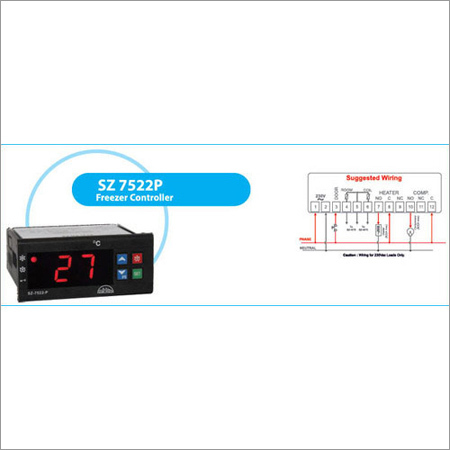 Freezer Thermostat Controller