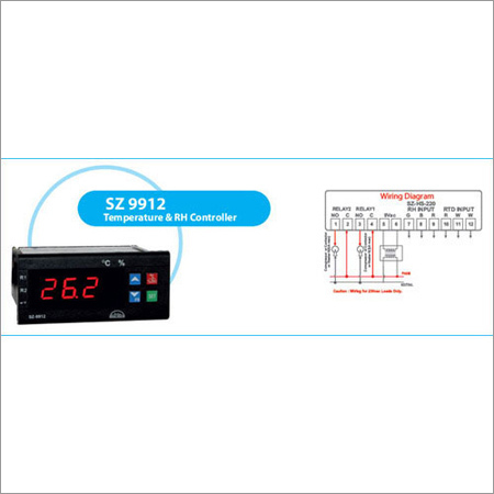 Relative Humidity Controller