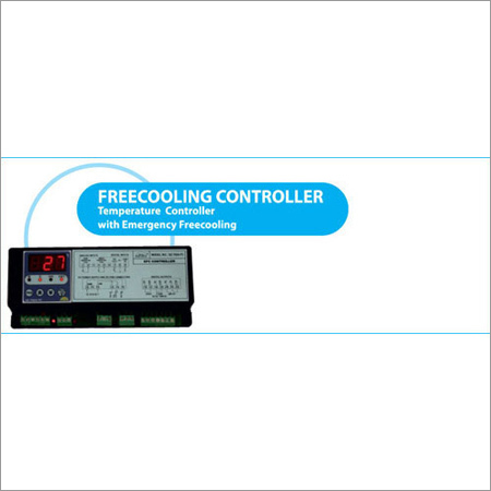 Free Cooling Controllers