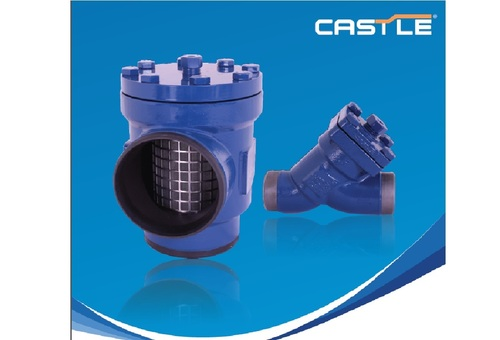 Strainers for Ammonia