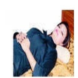 Round Cervical Pillow