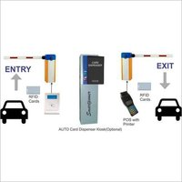 Wireless Parking Management System