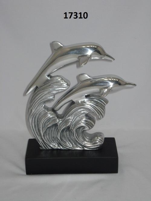 Aluminium Decorative Dolphin