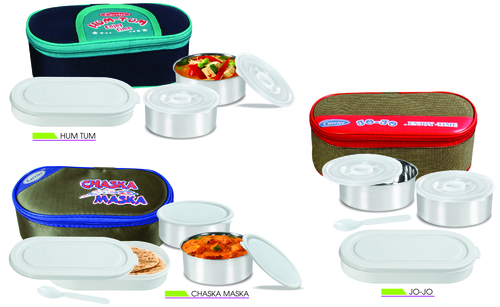 Squar lunch Box