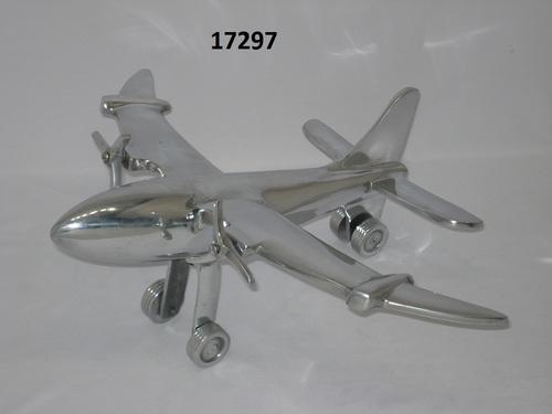 Aluminium Decorative Aeroplane