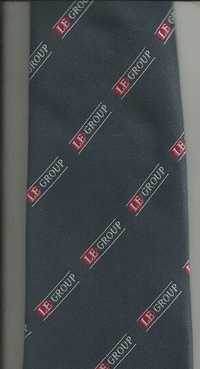 Company Name Printed Corporate Tie