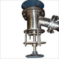 Flush Bottom Valve Galvanizing services