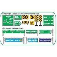 Informatory Road Signages