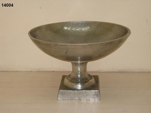 Aluminium Bowl on base