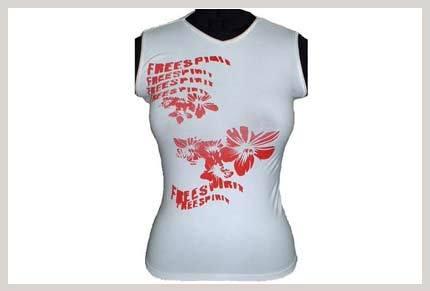 Designer Ladies T-Shirts