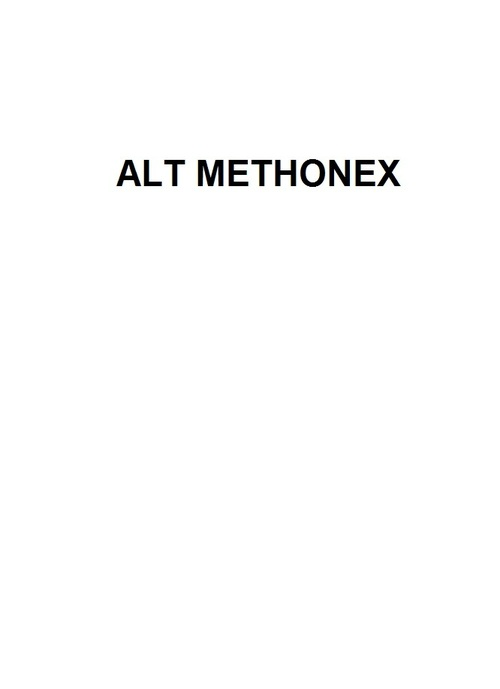 Methonex Nutritional Supplement