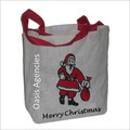 Merry Christmas Promotional Bags