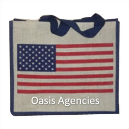 Customised Jute Tote Bags