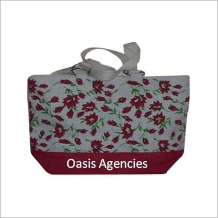 Ladies Fancy Jute Bag