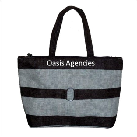 Ladies Jute Fashion Bag