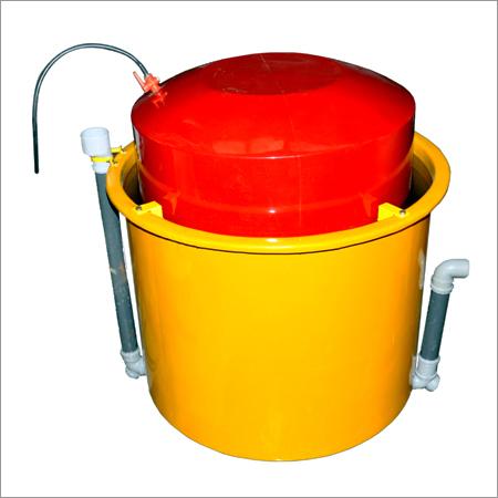 FRP Biogas Plants