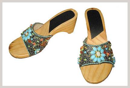 Fancy Ladies Footwear