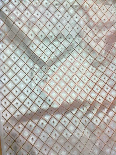 Brasso Dyed print fabric