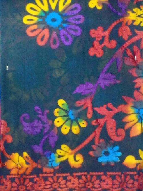 Brasso Hand print fabrics